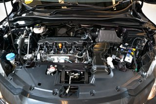 2015 Honda HR-V MY15 VTi-L Black/Grey 1 Speed Constant Variable Hatchback