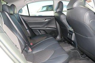 2017 Toyota Camry ASV70R SX Steel Blonde 6 Speed Sports Automatic Sedan