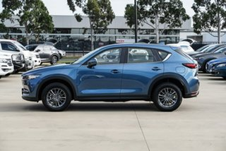2020 Mazda CX-5 KF Series Maxx Sport Blue Sports Automatic SUV