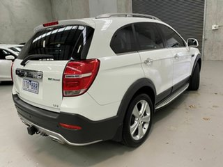 2014 Holden Captiva CG MY15 7 AWD LTZ White 6 Speed Sports Automatic Wagon