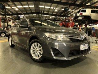 2014 Toyota Camry AVV50R Hybrid H Graphite 1 Speed Constant Variable Sedan Hybrid.