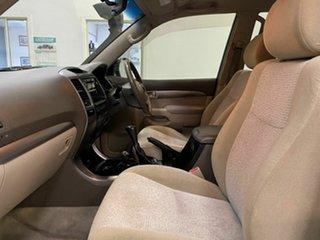 2009 Toyota Landcruiser Prado KDJ120R GXL Fawn 5 Speed Automatic Wagon