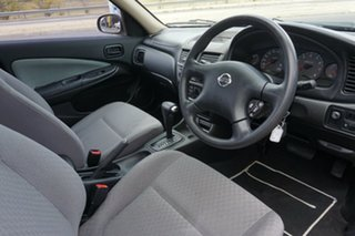 2004 Nissan Pulsar N16 S2 MY2003 ST Silver 4 Speed Automatic Hatchback