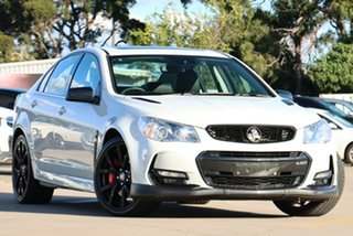 2015 Holden Commodore VF II MY16 SS V Redline Heron White 6 Speed Sports Automatic Sedan.