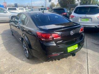 2015 Holden Commodore VF MY15 SS V Black 6 Speed Sports Automatic Sedan