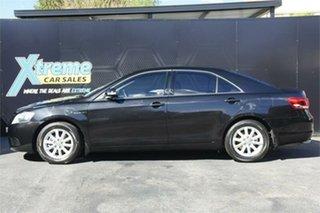 2011 Toyota Aurion GSV40R MY10 AT-X Black 6 Speed Sports Automatic Sedan