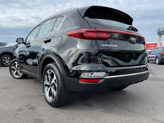 2020 Kia Sportage QL MY20 S AWD Black 8 Speed Sports Automatic Wagon