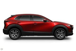 2021 Mazda CX-30 DM4WLA G25 SKYACTIV-Drive i-ACTIV AWD Touring Red 6 Speed Sports Automatic Wagon