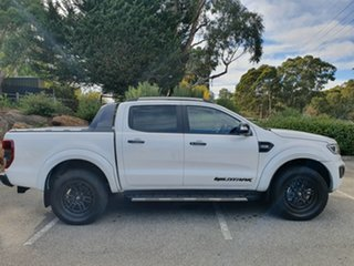 2020 Ford Ranger PX MKIII 2021.2 Wildtrak Alabaster White 6 Speed SMD Double Cab Pick Up