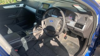 2008 Ford Falcon R6 Blue 4 Speed Automatic Utility