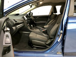 2019 Subaru XV G5X MY19 2.0i-L Lineartronic AWD Blue 7 Speed Constant Variable Wagon