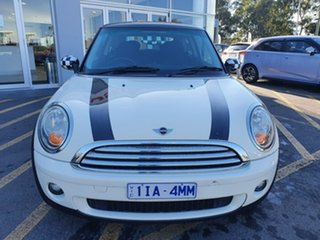 2009 Mini Hatch R56 Cooper Steptronic 6 Speed Sports Automatic Hatchback.