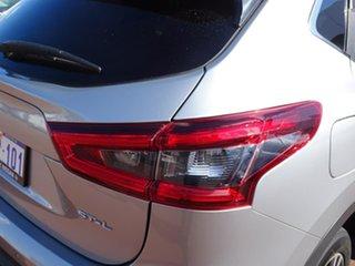 2018 Nissan Qashqai J11 Series 2 ST-L X-tronic Silver 1 Speed Constant Variable Wagon