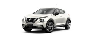2021 Nissan Juke F16 ST DCT 2WD Arctic White 7 Speed Sports Automatic Dual Clutch Hatchback