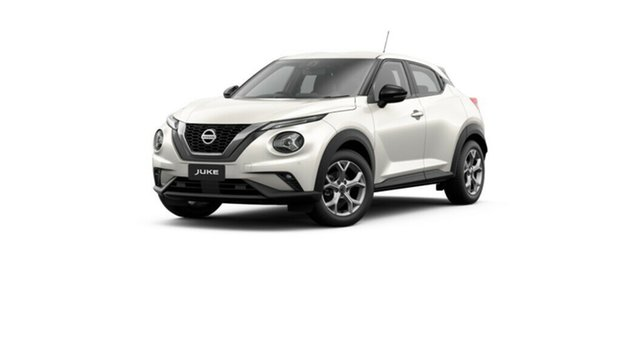 New Nissan Juke F16 ST DCT 2WD Moorooka, 2021 Nissan Juke F16 ST DCT 2WD Arctic White 7 Speed Sports Automatic Dual Clutch Hatchback