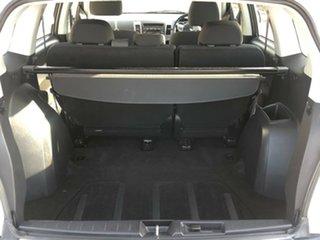 2008 Mitsubishi Outlander ZG MY08 LS Silver 5 Speed Manual Wagon