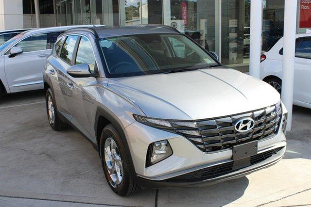 New Hyundai Tucson Cardiff, 2021 Hyundai Tucson NX4.V1 Tucson Buran Silver 6 Speed Automatic SUV