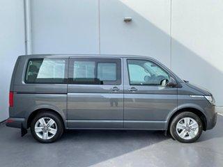 2021 Volkswagen Multivan T6.1 MY21 TDI340 SWB Comfortline Premium Indium Grey 7 Speed.