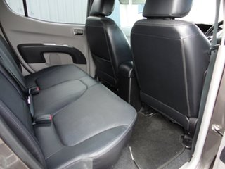 2010 Mitsubishi Triton MN MY10 GLX-R (4x4) Brown 5 Speed Automatic 4x4 Double Cab Utility