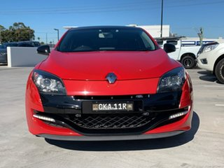 2013 Renault Megane III D95 R.S. 265 Cup Red 6 Speed Manual Coupe