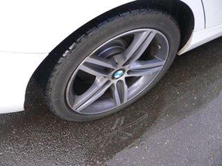 2012 BMW 118i F20 118i White 8 Speed Sports Automatic Hatchback