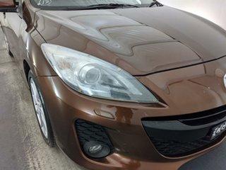 2011 Mazda 3 BL10L2 SP25 Bronze 6 Speed Manual Sedan.