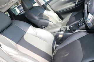 2017 Nissan Qashqai J11 Series 2 N-TEC X-tronic Blue 1 Speed Constant Variable SUV