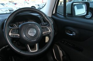 2015 Jeep Renegade BU MY16 Longitude DDCT White 6 Speed Sports Automatic Dual Clutch Hatchback