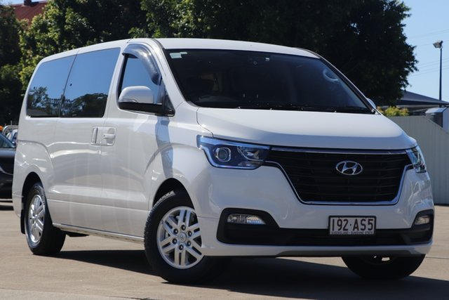 Used Hyundai iMAX TQ4 MY20 Active Bundamba, 2020 Hyundai iMAX TQ4 MY20 Active White 5 Speed Automatic Wagon