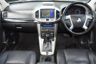 2011 Holden Captiva CG Series II 7 AWD LX Grey 6 Speed Sports Automatic Wagon