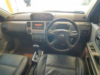 2006 Nissan X-Trail T30 II TI Silver 4 Speed Automatic Wagon.