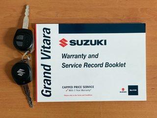 2018 Suzuki Grand Vitara JB Sport Grey 4 Speed Automatic Wagon