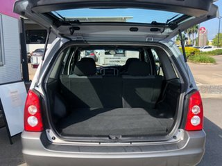 2005 Mazda Tribute MY2004 Limited Sport Silver 4 Speed Automatic Wagon