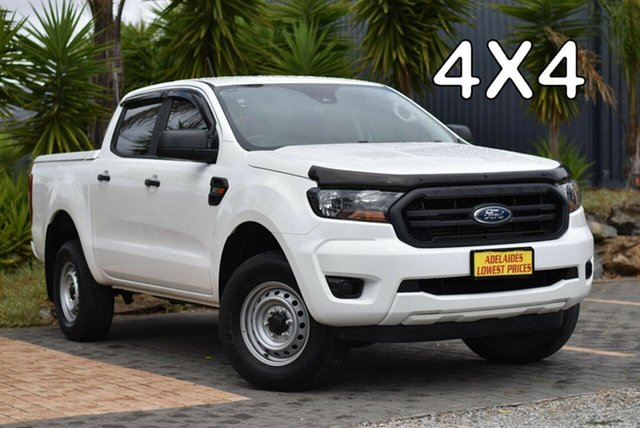 Used Ford Ranger PX MkIII 2019.75MY XL Melrose Park, 2019 Ford Ranger PX MkIII 2019.75MY XL White 6 Speed Sports Automatic Double Cab Pick Up