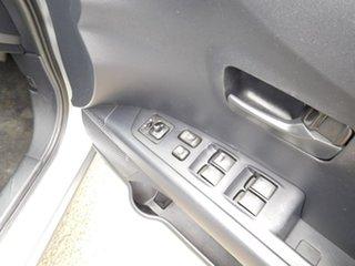 2007 Mitsubishi Outlander ZG MY07 LS Silver 6 Speed Constant Variable Wagon