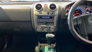 2011 Holden Colorado RC MY11 LT-R Crew Cab Grey 4 Speed Automatic Utility