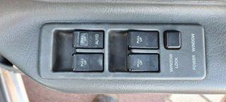 1988 Ford Telstar Ghia Silver 4 Speed Automatic Sedan