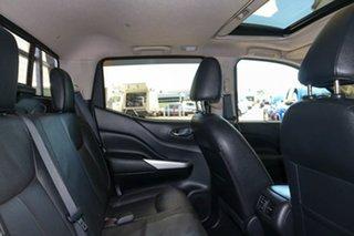 2016 Nissan Navara NP300 D23 ST-X (4x4) Silver 6 Speed Manual Dual Cab Utility