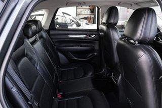 2018 Mazda CX-5 KF Series GT Grey Sports Automatic SUV