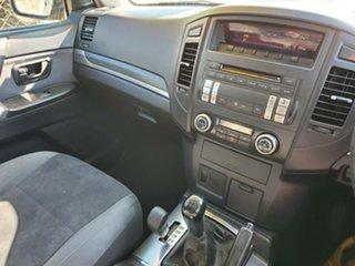 2007 Mitsubishi Pajero NS GLX Gold 5 Speed Manual Wagon