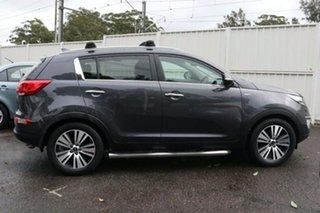 2014 Kia Sportage SL MY14 Platinum AWD Grey 6 Speed Sports Automatic Wagon.