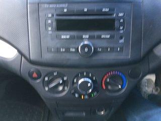 2008 Holden Barina TK MY09 Grey 5 Speed Manual Hatchback