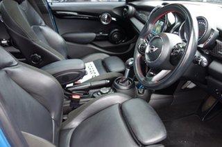 2017 Mini Hatch F55 Cooper S Blue 6 Speed Sports Automatic Hatchback