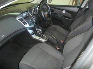 2011 Holden Cruze JG CD Grey 6 Speed Sports Automatic Sedan