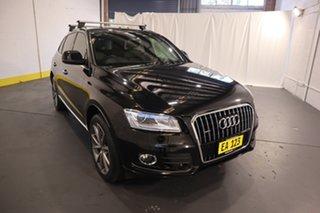 2016 Audi Q5 8R MY17 TDI S Tronic Quattro Sport Edition Black 7 Speed Sports Automatic Dual Clutch.
