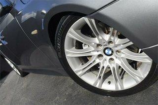 2007 BMW 5 Series E60 530i Steptronic Grey 6 Speed Sports Automatic Sedan