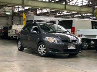 2008 Toyota Corolla ZRE152R Ascent Grey 6 Speed Manual Hatchback.