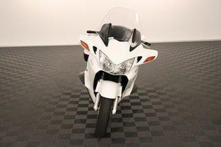 2017 Honda ST1300 White 5 speed Manual.
