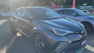 2020 Toyota C-HR NGX50R Koba S-CVT AWD Graphite 7 Speed Constant Variable Wagon.