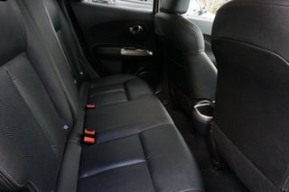 2015 Nissan Juke F15 Series 2 N-SPORT X-tronic AWD Special Edition Ivory Pearl 1 Speed